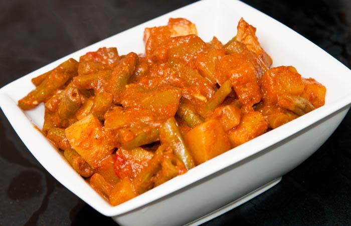 curry de légumes : une recette végétarienne inratable