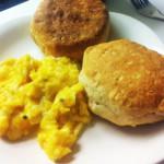 œufs brouillés, recette de cuisine facile