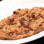 risotto aux champignons, recette facile de riz