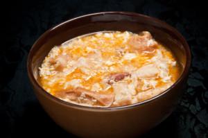 soupe à l'ail, recette de cuisine typique espagnole