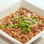 Lentilles au chorizo, recette typique de la cuisine espagnole