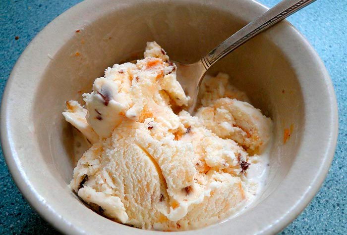 recette de glace au yaourt