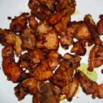 Cochonnet frit d'Estrémadure, recette espagnole typique