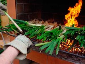 Calçotada, recette de cuisine typique de la Catalogne