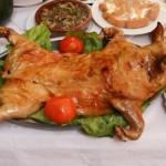 Cochon de lait ségovien rôti au four, recette de cuisine espagnole