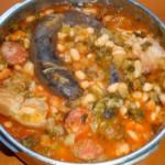 cocido montañes, recette espagnole typique