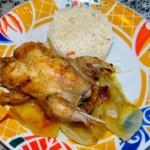 Perdrix à la mode de Tolède, recette espagnole typique