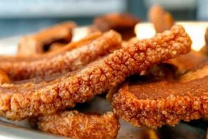 torreznos, spécialité culinaire espagnole