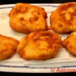 huevos carlistas ou œufs carlistes, recette de cuisine espagnole typique du 19ème siècle
