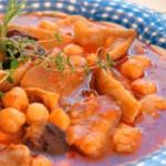 Menudo gitano ou callos a la andaluza, recette typique de la gastronomie espagnole