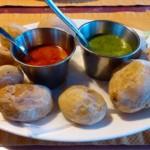 Pommes de terre ridées au mojo canarien, recette typique espagnole