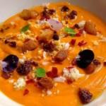 salmorejo, soupe espagnole typique