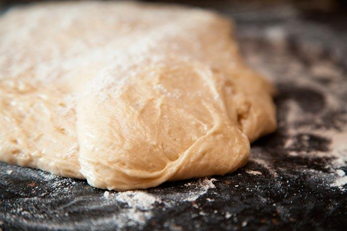 recette facile de pâte à pain maison