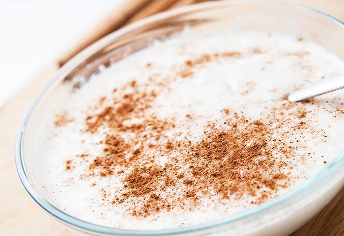 riz au lait maison : recette de grand-mère, très facile