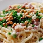 recette de sauce Alfredo pour des pâtes Alfredo