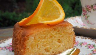 gâteau à l'orange, recette de cuisine facile
