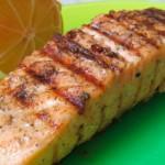 pavé de saumon grillé, recette de cuisine facile
