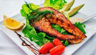recette de saumon au four rapide