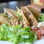 quesadillas, plat typique mexicain