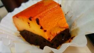 gâteau imposible, gâteau magique très populaire dans la cuisine mexicaine