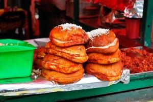 pambazo, plat typique de la cuisine mexicaine