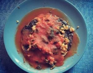 Pan de cazón, recette de cuisine typique du sud du Mexique