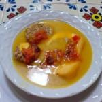 fromage farci, plat typique du sud du Mexique