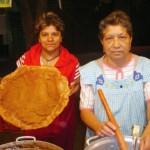 Buñuelos, dessert typique de la cuisine populaire mexicaine,