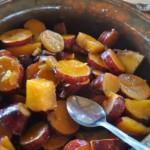 """dessert de patate douce ou """"camote"""", plat typique de la gastronomie du Mexique"""