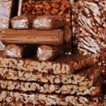 Palanquetas de cacahuates ou barres de cacahuètes, dessert typique mexicain