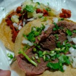 tacos de langue, spécialité culinaire mexicaine