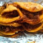 """gorditas ou """"petites grosses"""", un plat typique mexicain"""