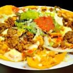 recette de nachos au four mexicains : recette de cuisine facile