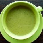 soupe de courgette, recette de cuisine facile