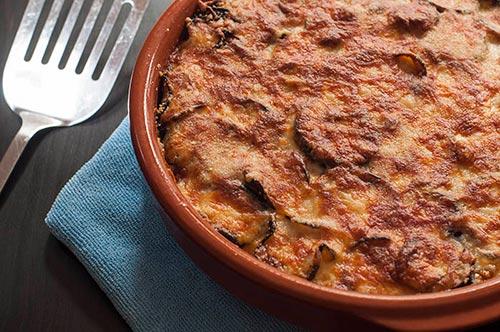 Comment faire des lasagnes aux aubergines