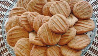 Biscuits maison, recette de cuisine facile