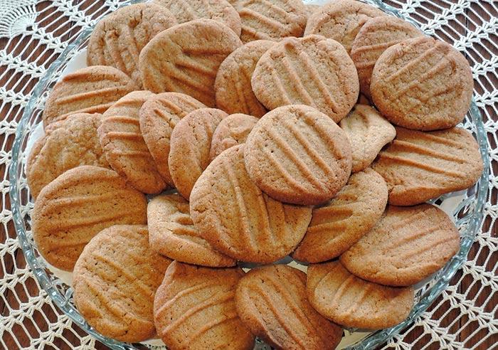 Biscuits maison, recette de cuisine