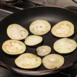 des aubergines pour lasagnes (recette de cuisine)