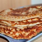 pancakes à la banane, recette de cuisine healthy et très facile