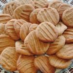 biscuits maison faciles, recette de dessert