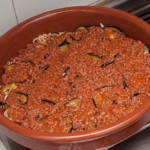 recette de lasagnes aux aubergines moussaka