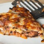 recette de cuisine: lasagnes aux aubergines
