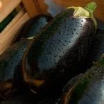 recette de cuisine facile: salade aux aubergines