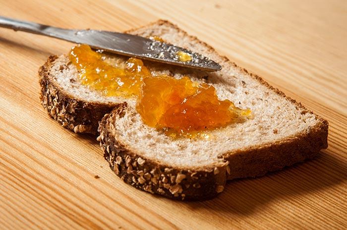 recette de confiture d'orange maison
