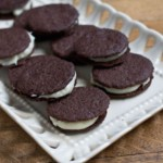 recette paléo cookies Oreo healthy