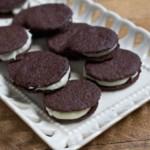 recette paléo cookies Oreo healthy