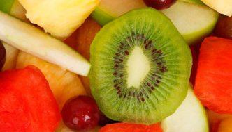 salade de fruits, recette maison