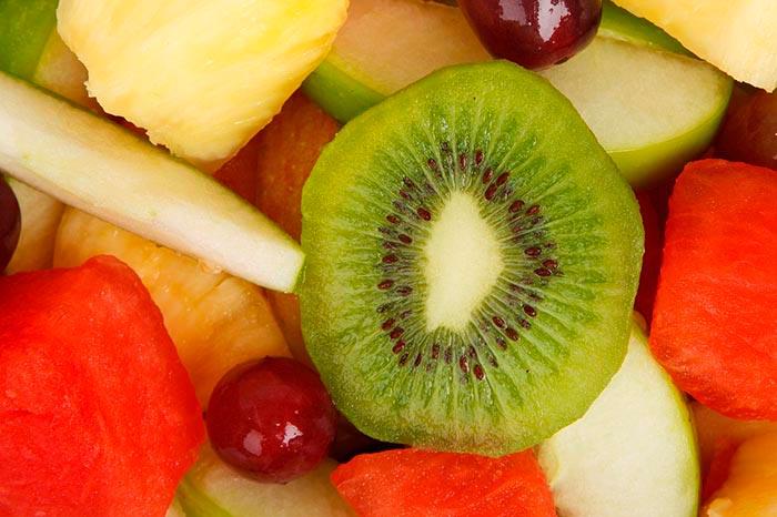 salade de fruits maison ou macédoine de fruits