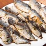 sardines au four, recette de tapas faciles