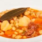 soupe de pois chiches, recette de cuisine espagnole